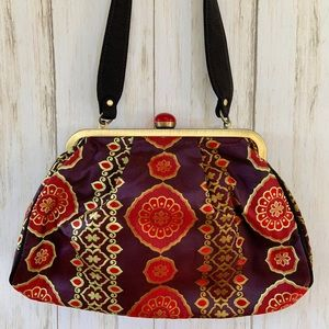 Talbots Silk Bag